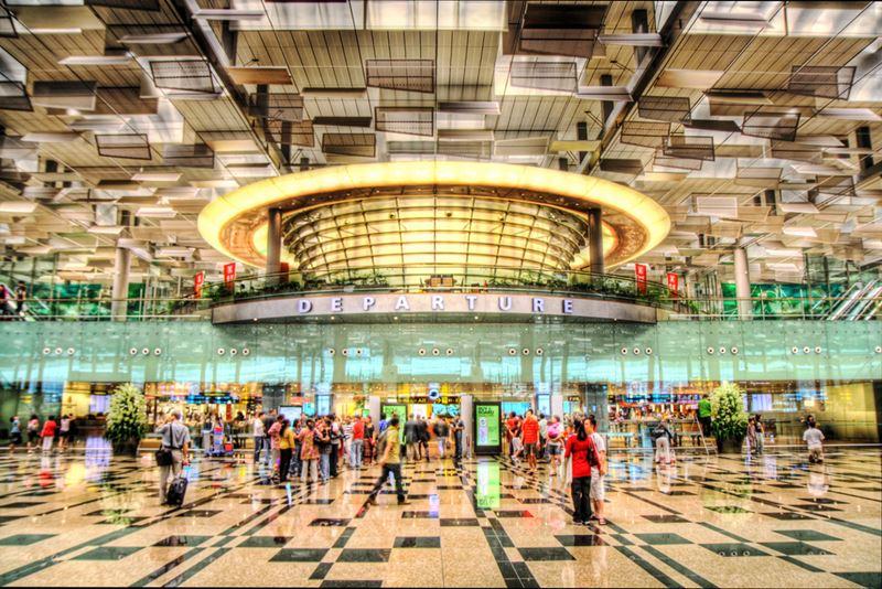 Аэропорт Сингапура Чанги признан лучшим аэропортом мира 2017
