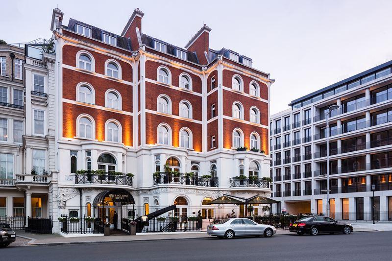 Отели Англии: Baglioni Hotel London - фото 1