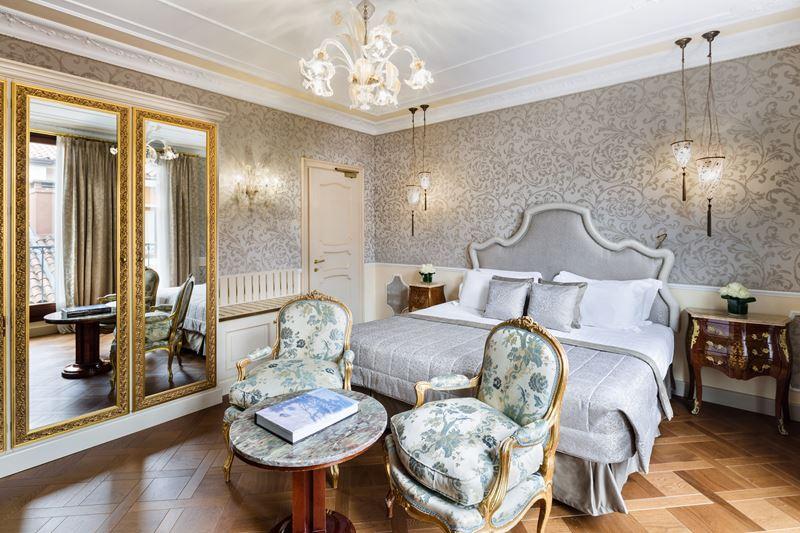 Baglioni Hotel Luna приглашает в Венецию на День всех влюблённых