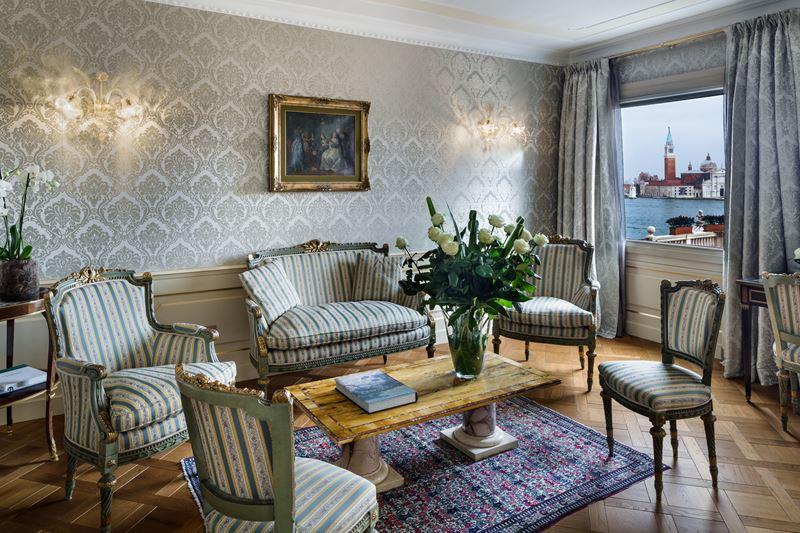 Отель Baglioni Hotel Luna (Венеция, Италия)