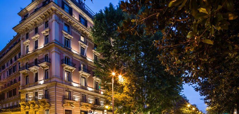 Новый Год в Baglioni Hotel Regina в Риме