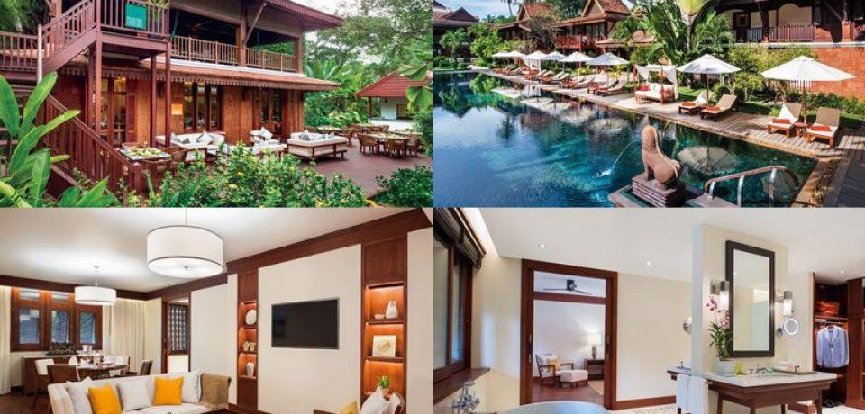 Сеансы медитации в Belmond La Résidence d'Angkor (Камбоджа)