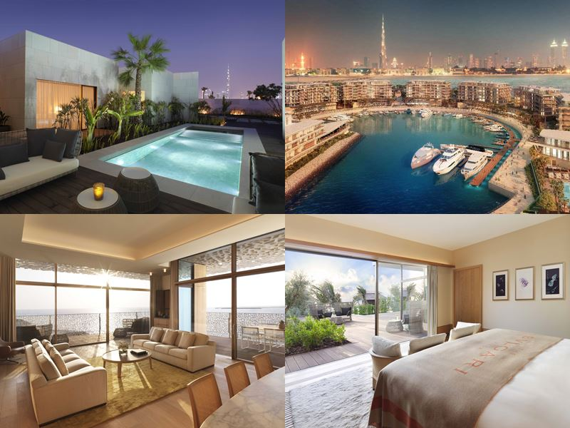 Новый отель Bulgari Resort & Residences Dubai