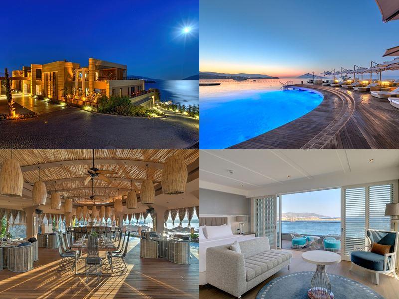 Дорогие роскошные отели Турции - Caresse, a Luxury Collection Resort & Spa, Bodrum (Бодрум)