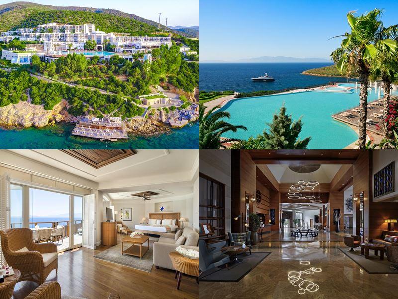 Дорогие роскошные отели Турции - Kempinski Hotel Barbaros Bay Bodrum (Бодрум/Мугла)
