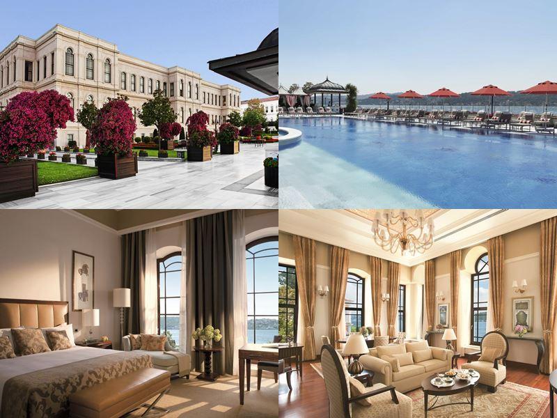 Дорогие роскошные отели Турции - Four Seasons Hotel Istanbul at the Bosphorus (Стамбул)