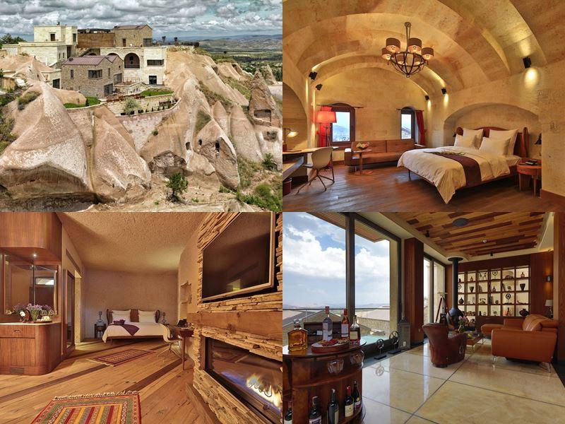 Дорогие роскошные отели Турции - Ariana Sustainable Luxury Lodge (Каппадокия)