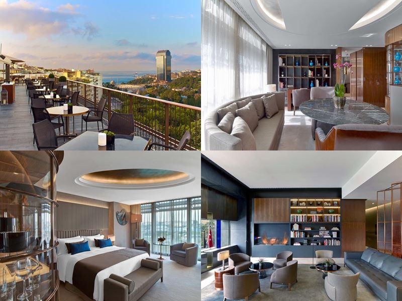 Дорогие роскошные отели Турции - The St. Regis Istanbul (Стамбул)