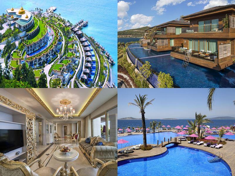 Дорогие роскошные отели Турции - The Bodrum by Paramount Hotels & Resorts (Бодрум/Мугла)