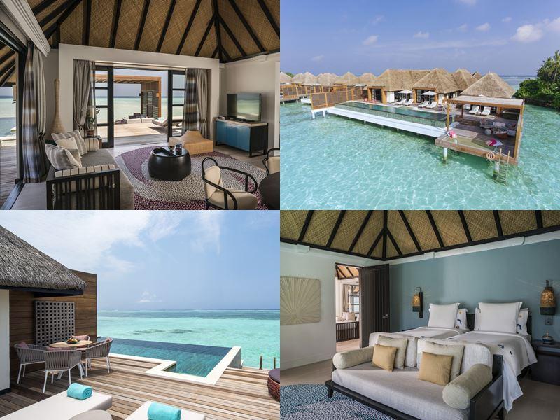 Новый год с Four Seasons Resorts Maldives