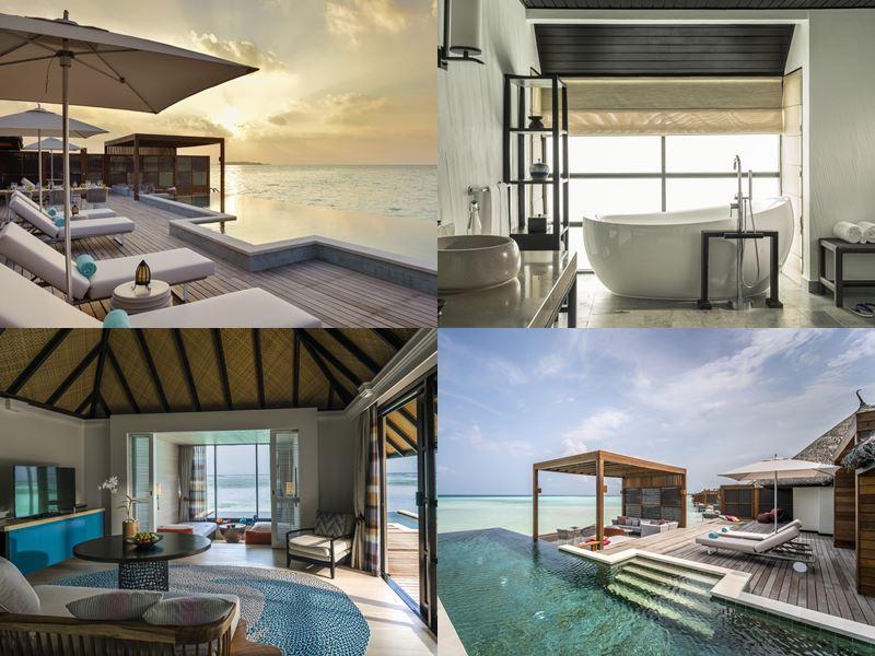 Новый год с курортным отелем Four Seasons Resorts Maldives