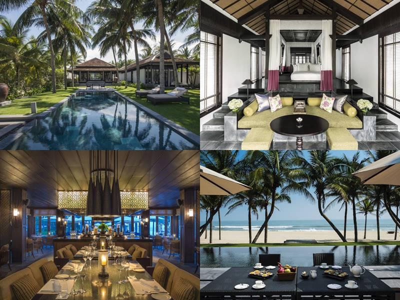 Курортный отель Four Seasons Resort The Nam Hai, Hoi An в городе Хойан во Вьетнаме