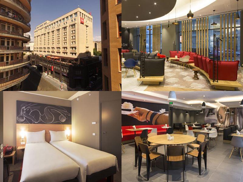 Отель Ibis Yerevan Center (3 звезды) - Ереван, Армения