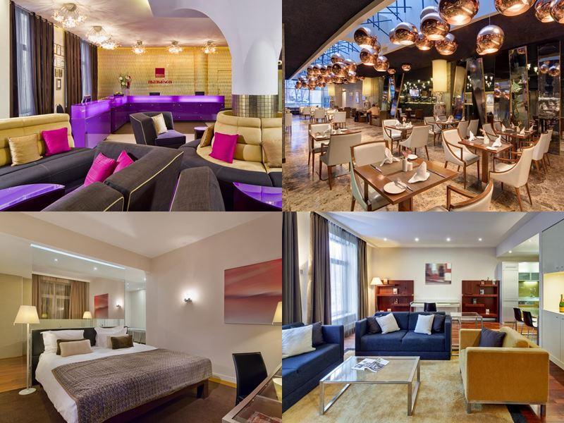 Лучшие бутик-отели России 2017 - Mamaison All-Suites Spa Hotel Pokrovka (Москва)