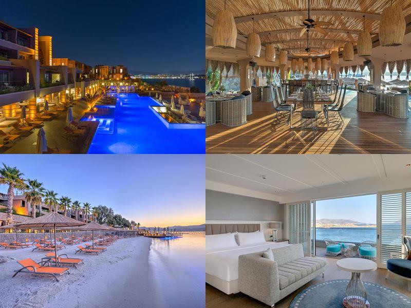 Лучшие курортные отели Турции 2017 - Caresse, a Luxury Collection Resort & Spa, Bodrum (5 звёзд)