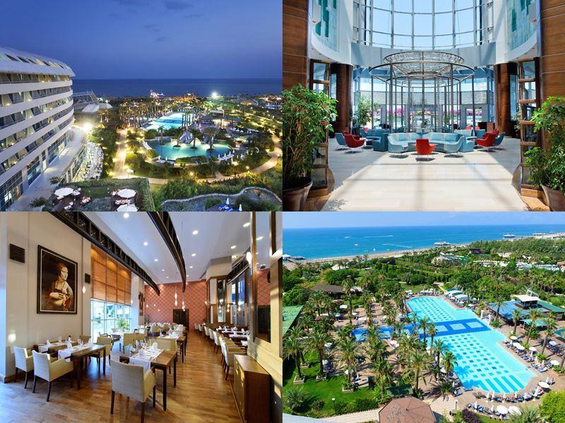 Лучшие курортные отели Турции 2017 - Concorde De Luxe Resort (5 звёзд)