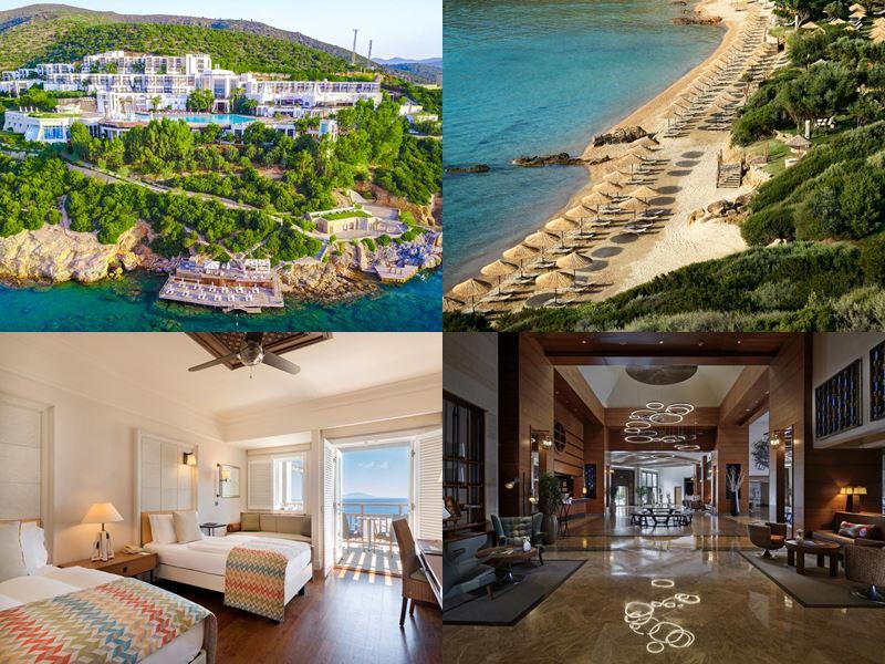 Лучшие курортные отели Турции 2017 - Kempinski Hotel Barbaros Bay (5 звёзд)