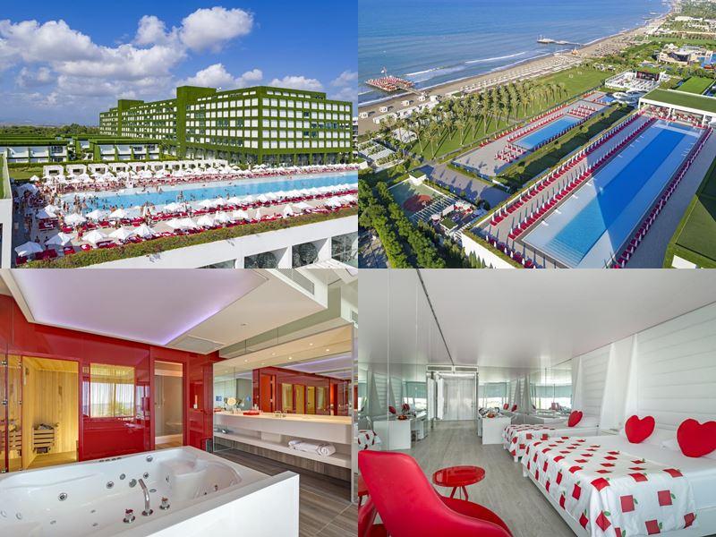 Лучшие курортные отели Турции 2017 - Adam & Eve Hotel – Adults Only (5 звёзд)