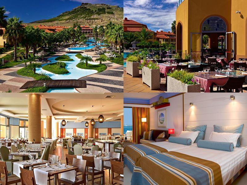 Лучшие курорты Европы «всё включено» 2017 - Pestana Porto Santo All Inclusive Beach & Spa Resort (остров Порту-Cанту, Португалия)