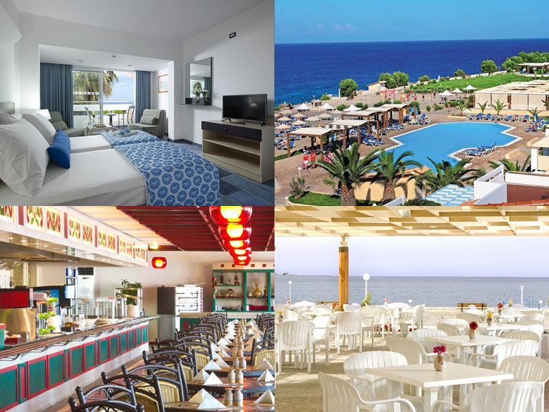 Лучшие курорты Европы «всё включено» 2017 - Aldemar Paradise Village (остров Родос, Греция)