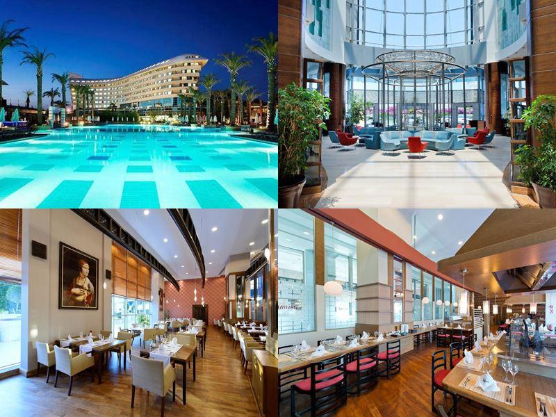 Лучшие курорты Европы «всё включено» 2017 - Concorde De Luxe Resort (Анталия, Турция)
