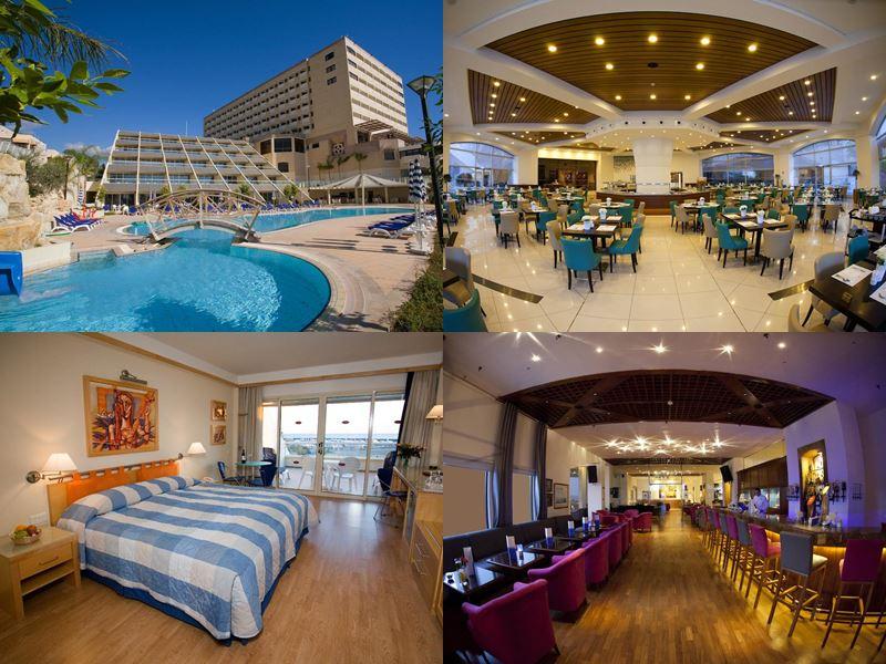 Лучшие курорты Европы «всё включено» 2017 - St Raphael Resort (Лимассол, Кипр)