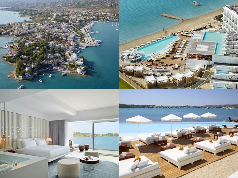 Лучшие курорты Греции 2017 - Nikki Beach Resort & Spa Porto Heli (Порто-Хели)