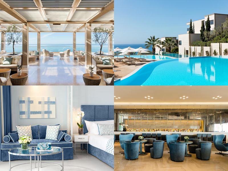 Лучшие курорты Греции 2017 - Ikos Oceania (Халкидики, Неа Муданья)