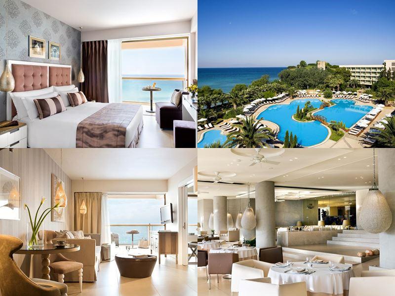 Лучшие курорты Греции 2017 - Sani Resort (Халкидики, Кассандра)
