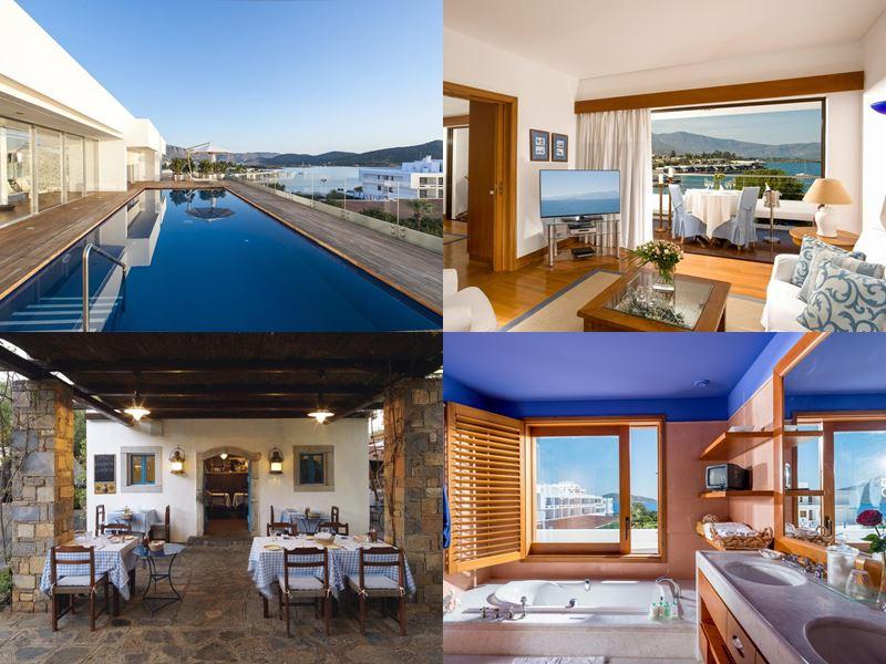 Лучшие курорты Греции 2017 - Elounda Beach Hotel & Villas (Элунда)