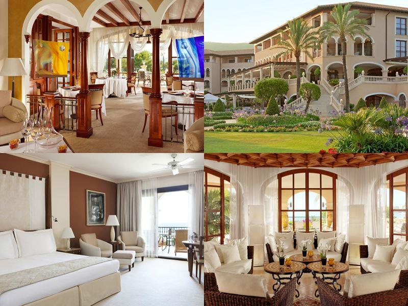 Лучшие курорты Испании 2017 - The St. Regis Mardavall Mallorca Resort (остров Майорка, Коста-ден-Бланес)