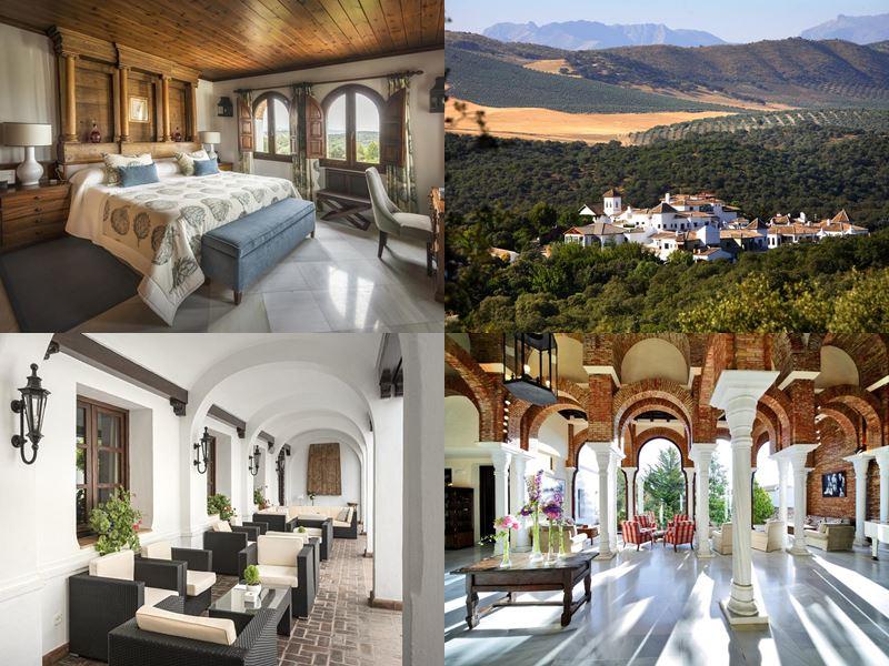 Лучшие курорты Испании 2017 - Barceló la Bobadilla (Лоха, Андалусия)