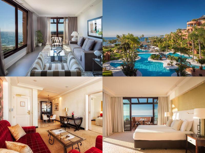 Лучшие курорты Испании 2017 - Kempinski Hotel Bahía Beach Resort & Spa (Эстепона)