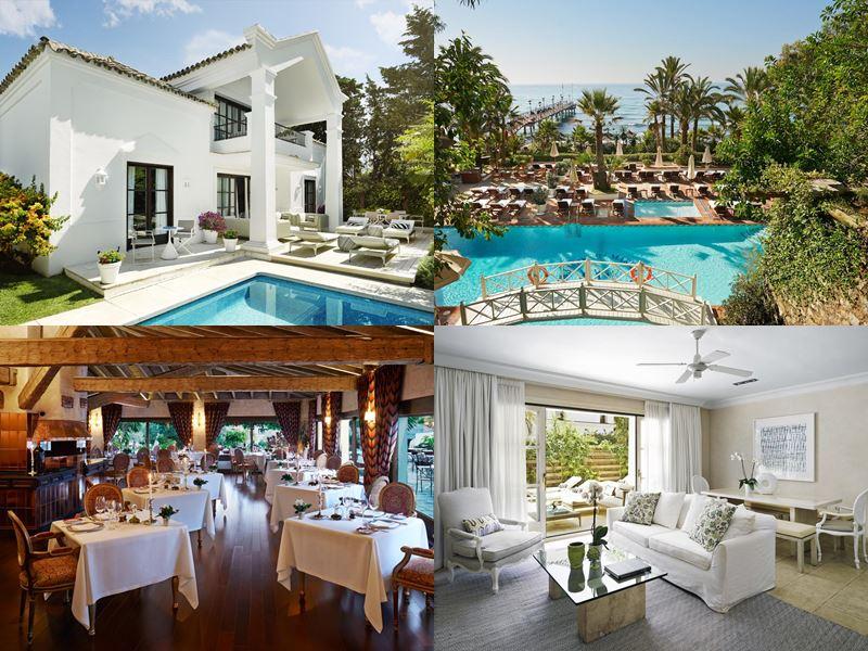 Лучшие курорты Испании 2017 - Marbella Club Hotel, Golf Resort & Spa (Марбелья)