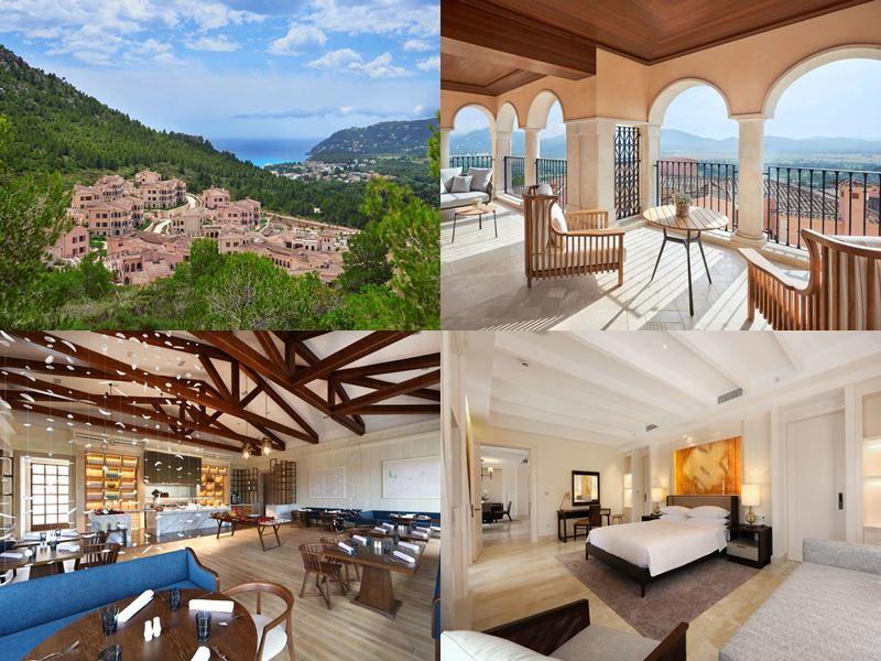 Лучшие курорты Испании 2017 - Park Hyatt Mallorca (остров Майорка, Каньямель)
