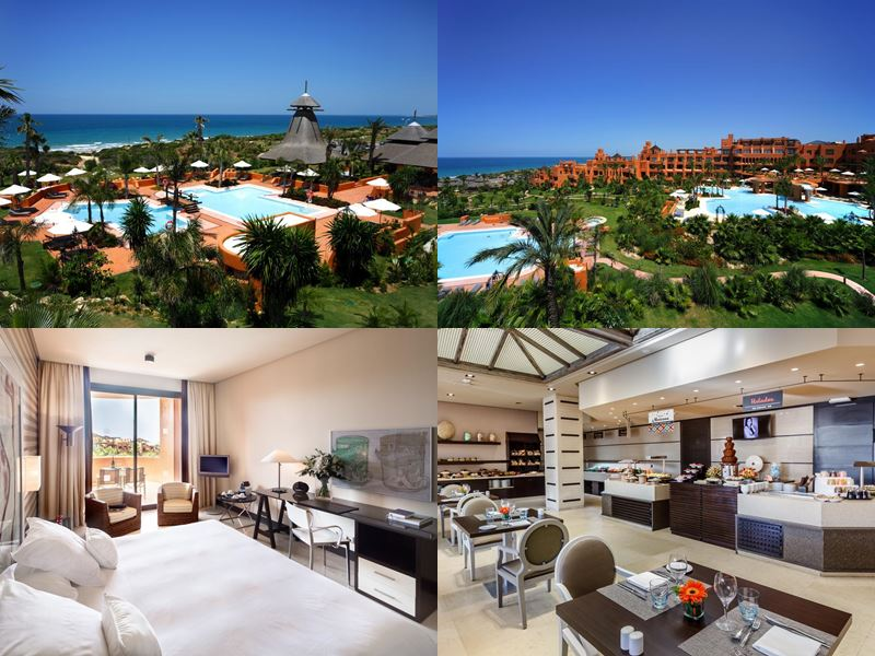 Лучшие курорты Испании 2017 - Royal Hideaway Sancti Petri (Ново-Санкти-Петри)
