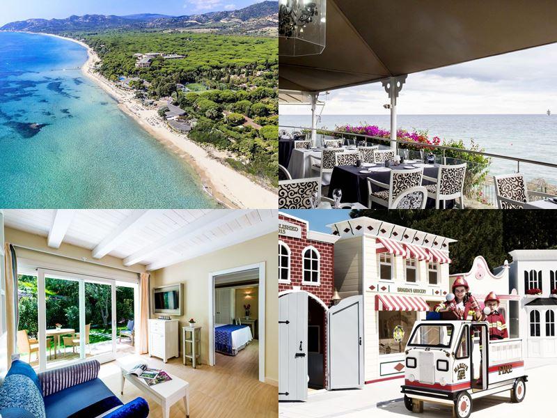 Лучшие курорты Италии 2017 - Forte Village Resort (остров Сардиния, Санта-Мергерите-ди-Пула)
