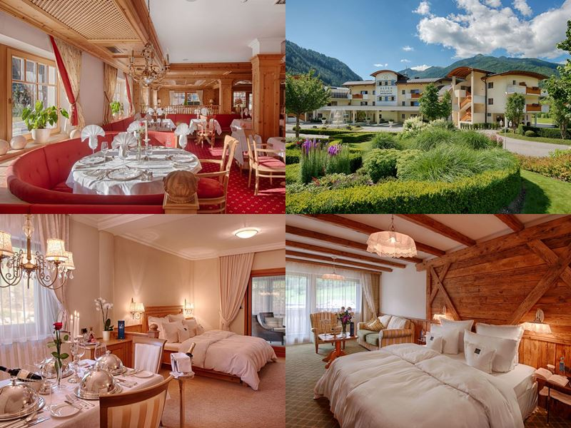 Лучшие курорты Италии 2017 - Alpen Palace Deluxe Hotel & Spa Resort (Южный Тироль, Сан-Джованни-ин-Валле-Аурина)