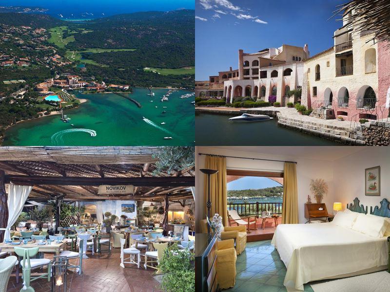 Лучшие курорты Италии  2017 - Hotel Cala di Volpe, a Luxury Collection Hotel (Сардиния, Изумрудный берег, Порто Черво)