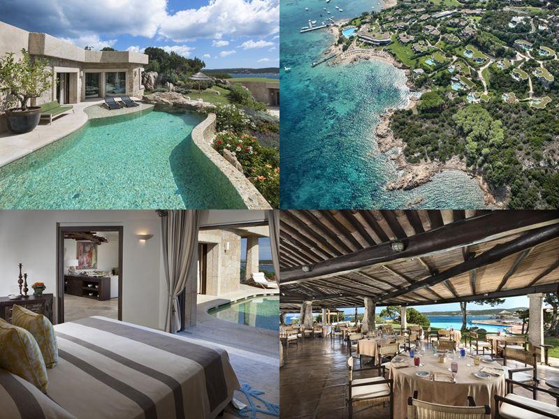 Лучшие курорты Италии 2017 - Hotel Pitrizza, a Luxury Collection Hotel (Сардиния, Изумрудный берег, Порто Черво)