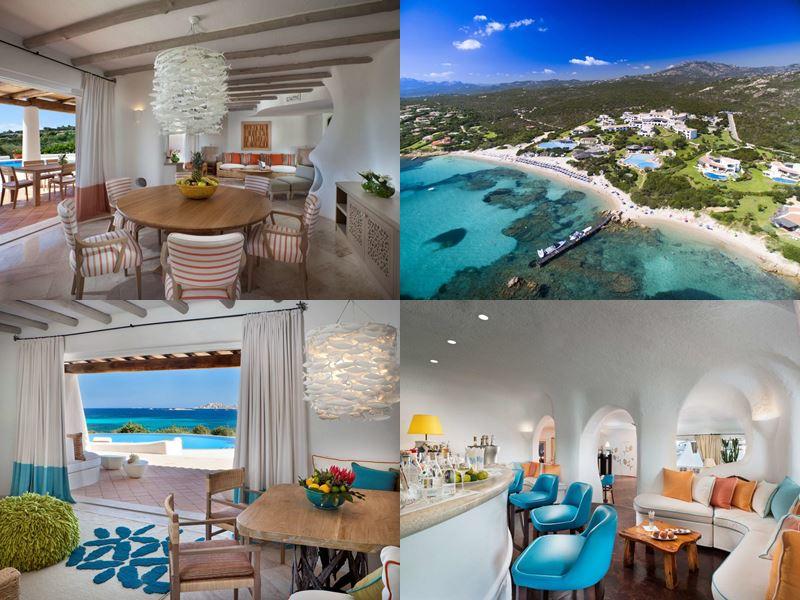 Лучшие курорты Италии 2017 - Hotel Romazzino, a Luxury Collection Hotel (Сардиния, Изумрудный берег, Порто Черво)