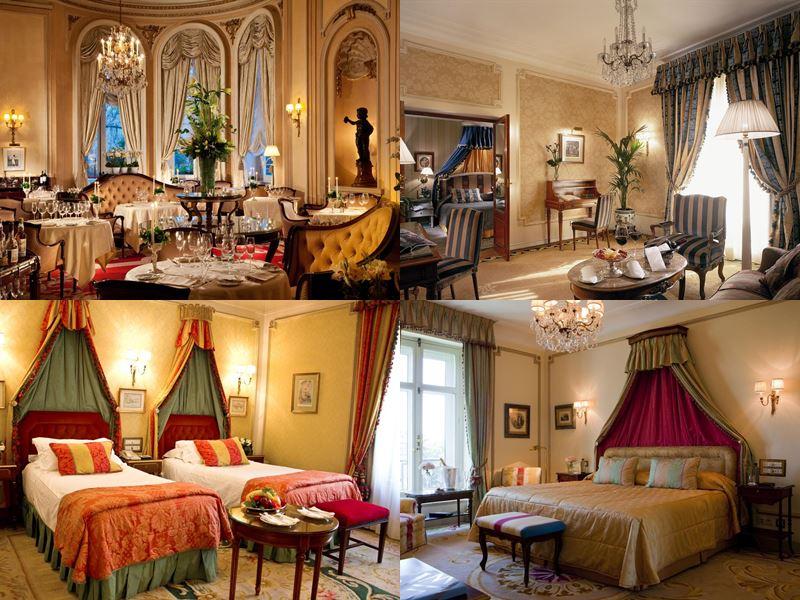 Лучшие отели Испании 2017 - Hotel Ritz, Madrid (Мадрид)