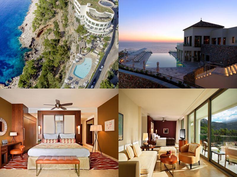 Лучшие отели Испании 2017 - Jumeirah Port Soller Hotel & Spa (Порт-де-Сольер, остров Майорка)