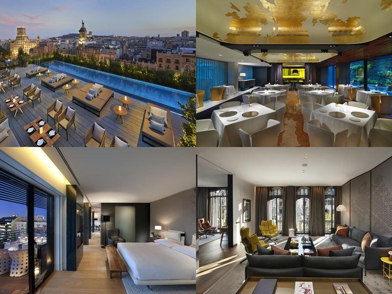 Лучшие отели Испании 2017 - The Mandarin Oriental Barcelona (Барселона)