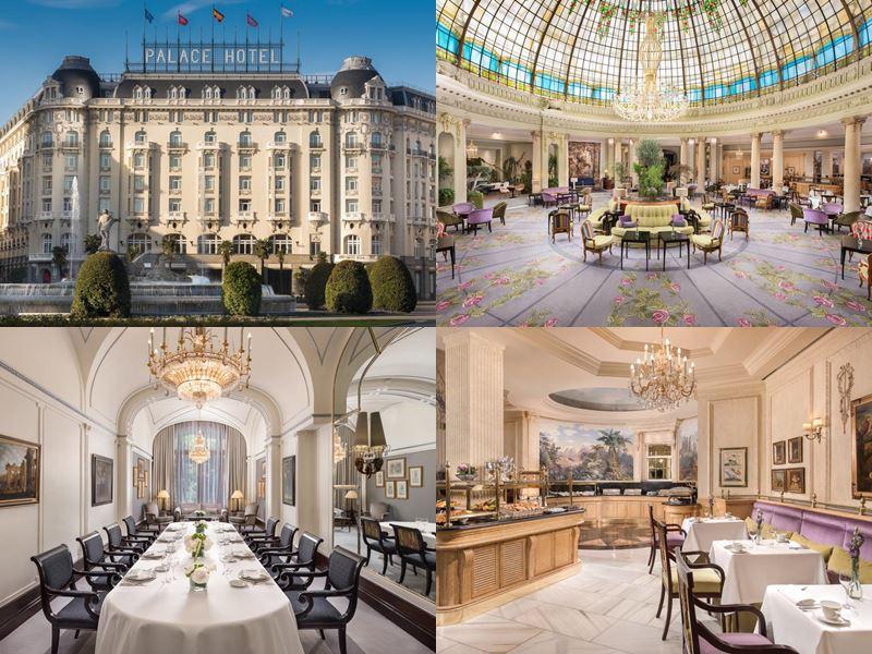 Лучшие отели Испании 2017 - The Westin Palace (Мадрид)