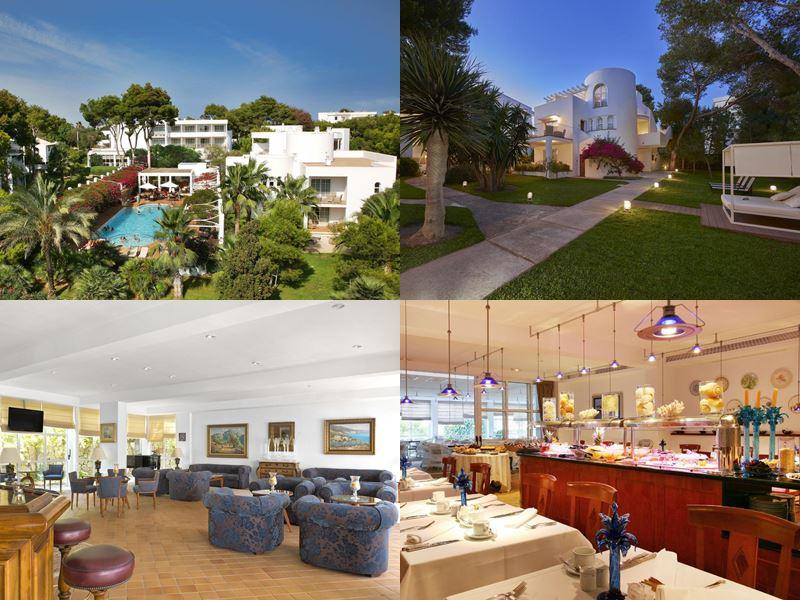 Лучшие отели Испании «всё включено» 2017 - Meliá Cala d'Or Boutique Hotel (Майорка, Кала-д'Ор)