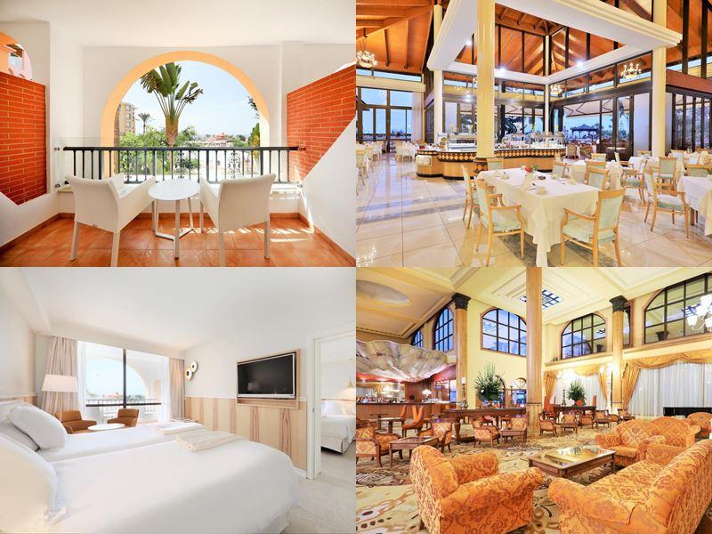 Лучшие отели Испании «всё включено» 2017 - Iberostar Anthelia - оранжевый интерьер номеров