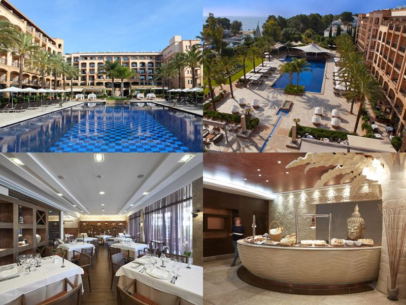 Лучшие отели Испании «всё включено» 2017 - Insotel Fenicia Prestige Suites & Spa (Ибица, Санта-Эулалия-дель-Рио)
