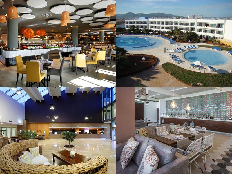 Лучшие отели Испании «всё включено» 2017 - The Grand Palladium Palace Ibiza Resort & Spa (Ибица, Плайя-ден-Босса)