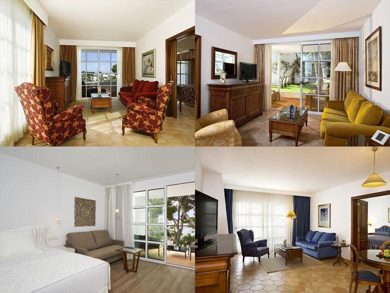 Лучшие отели Испании «всё включено» 2017 - Meliá Cala d'Or Boutique Hotel - номера отеля